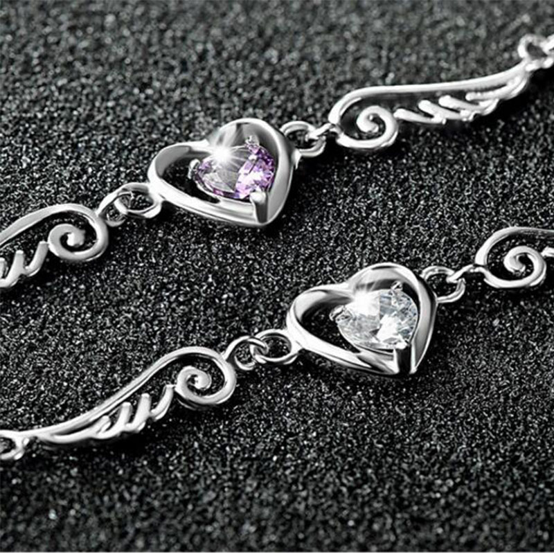 Angel Wings Love bracelet 3