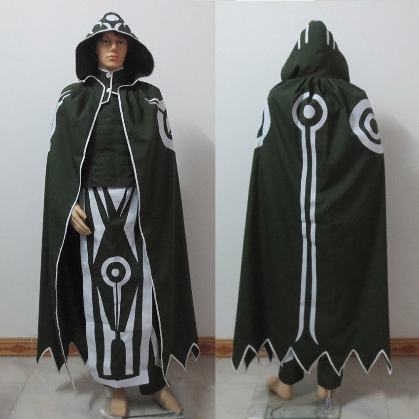 Magic the Gathering Jace Beleren Cosplay Costume Custom Made Any Size