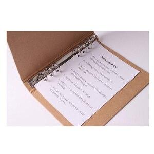 Image 5 - 1 PCs בית ספר משרד מתכת שישה חור אגרופן יד נייר אגרוף חור אחד רעיונות אגרופים 10 דפים כל מתכת חומרים