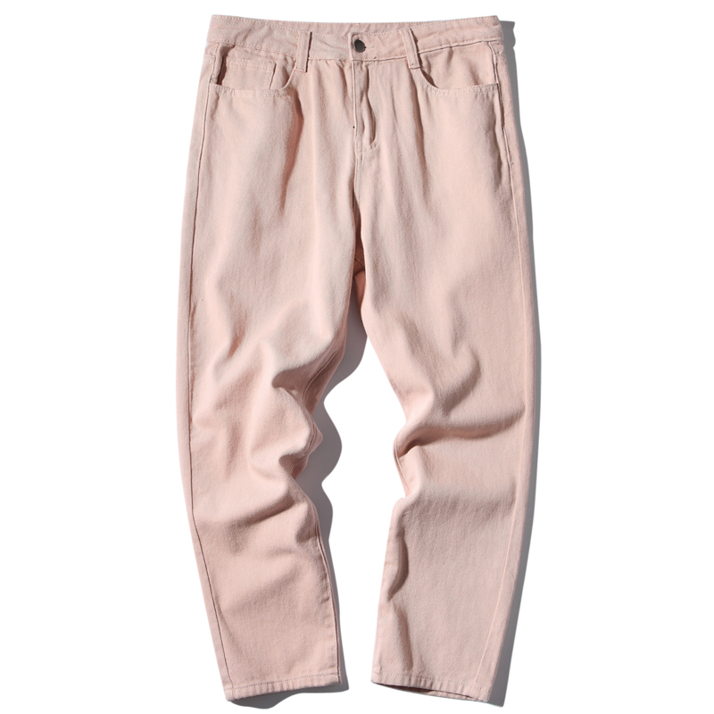 Wind Original Nine Part Jeans The new listing Favourite Free shipping balck beige army green and pink roses casual