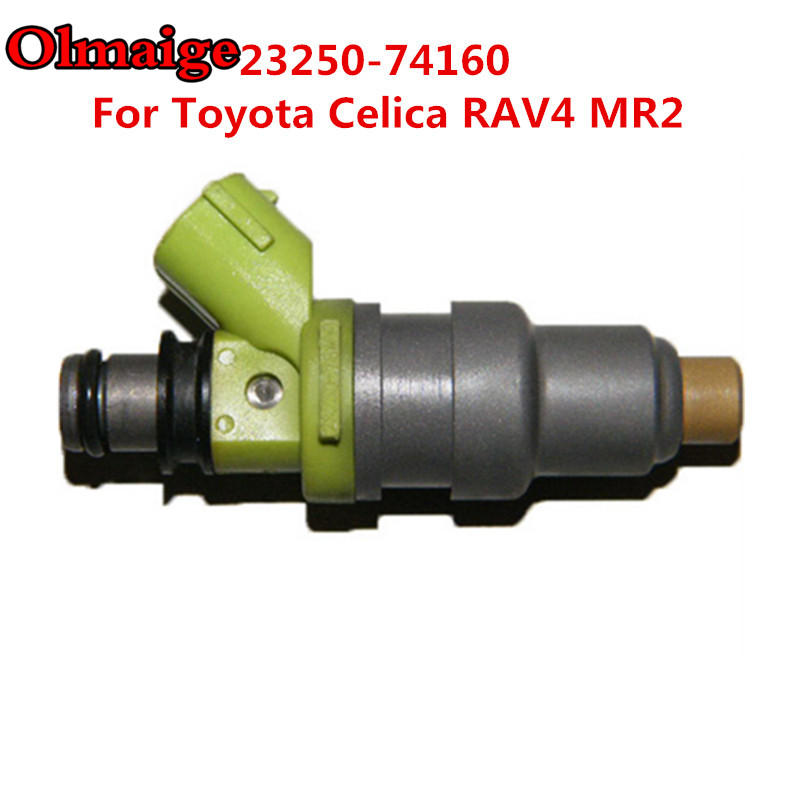 Fuel Injector Cost >> Low Cost High Quality 23250 74160 Fuel Injector For Celica