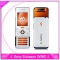 W580 Sony Ericsson W580 abrió el Original de W580 W580i teléfonos móviles Bluetooth reproductor de MP3 envío gratis