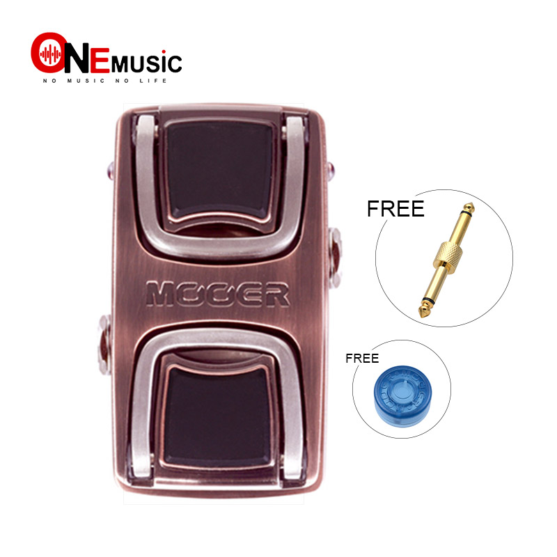 Sports & Entertainment Guitar Parts & Accessories Mooer 4 Effects Pedal Guitar Pedal Wah/ Expression/ Pressure/volume/ Phaser Guitar Effect Pedal Pressure Sensing Switch With A Long Standing Reputation