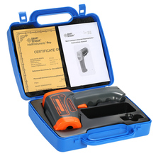 Cheap price -18-1650C 20:1 USB Thermometer IR Infrared Temperature Tester LCD Pyrometer + Backlight C/ F Adjustable Emissivity Data Storage