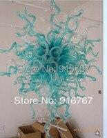 C96-Free Verzending Pretty Geblazen Glas Kroonluchter Lichten