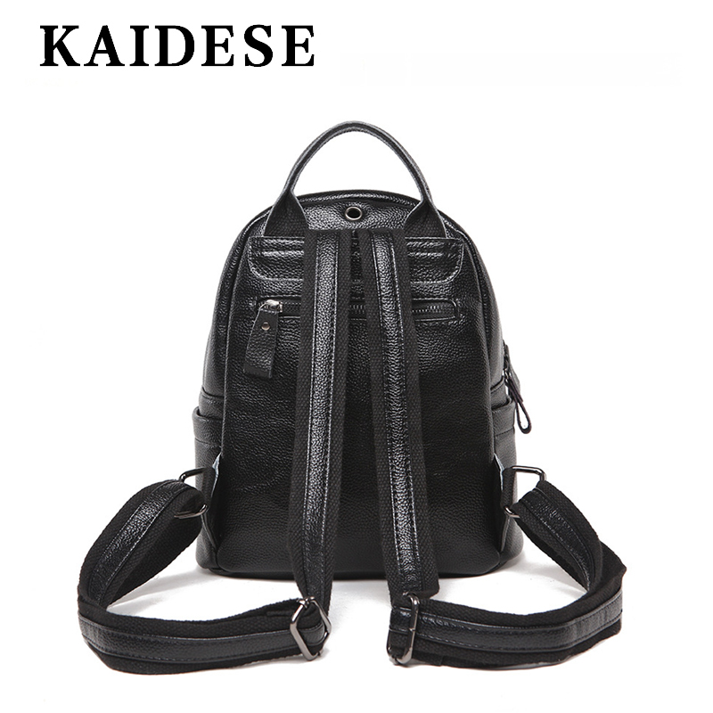 KAIDESE Korean version of fashion ladies shoulder bag 2018 new college wind backpack portable high-capacity recreational Backpac