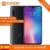 Global Version Xiaomi Mi 9 Mi9 6GB RAM 64GB ROM Mobile Phone Snapdragon 855 Octa Core 6.39 AMOLED Full Screen 48MP Rear Camera