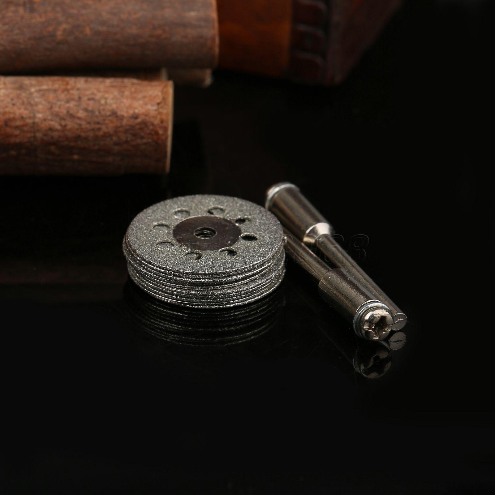 Broušení 10x22mm, kotoučová pila, řezací kotouč Dremel, - Brusné nástroje - Fotografie 3