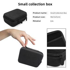 Image 3 - ل Gopro اكسسوارات جمع كيس حقيبة صغيرة الحجم صندوق تخزين ل Gopro Hero8/7/6/5/4 SJCAM SJ4000 XIOMI يي 4K عمل الكاميرا