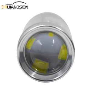 Image 2 - 2X80W 0.88A 1156 P21W Led BA15S BAU15S PY21W Lamp 16SMD XB D Chips Geen Polar 10 30V Lamp Voor Auto Remlichten Wit Rood Amber