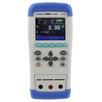 Fast arrival AT826 USB LCR Meter ESR Tester Electric Bridge Touchscreen TFT LCD 100Hz,120Hz,1kHz,10kHz,100 kH