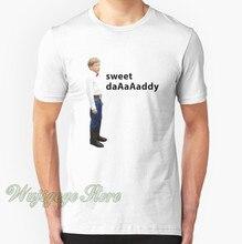 75df38fa95 Walmart Yodel Kid Sweet Daddy Tshirt men Short sleeve women t-shirt Casual  tops tee
