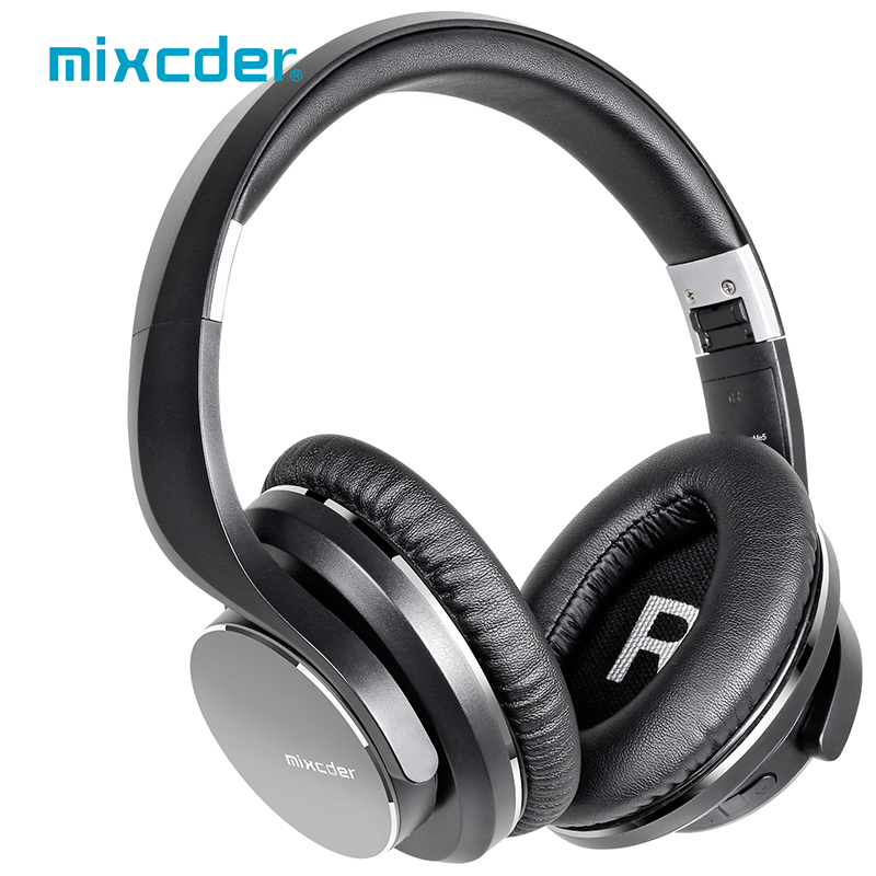 Mixcder Shareme 5 Wireless Bluetooth Headphones Foldable Wireless Headphone Portable Headset with Microphone for Smart phone