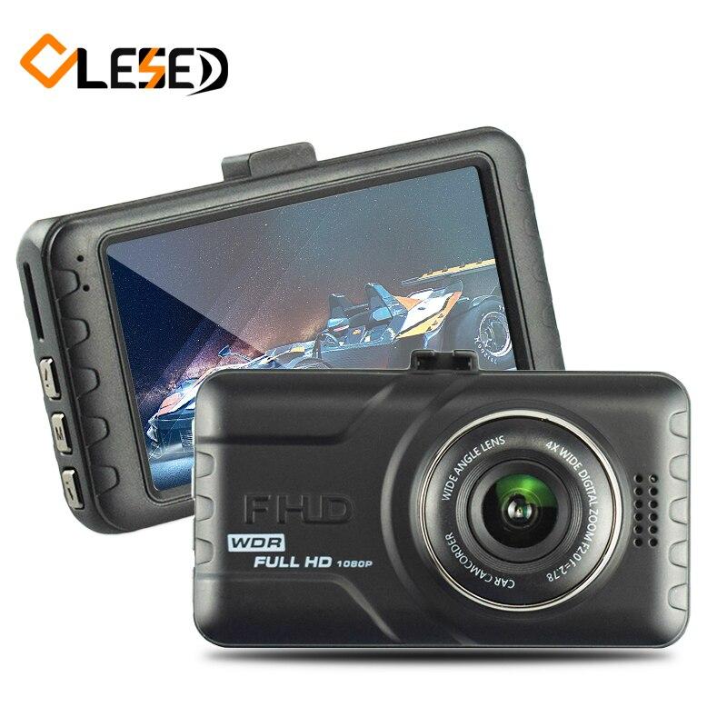 Full hd 1080 p dash cam enregistreur de stationnement enregistreur vidéo carcam auto caméscope caméra voitures dvr mini Novatek voiture
