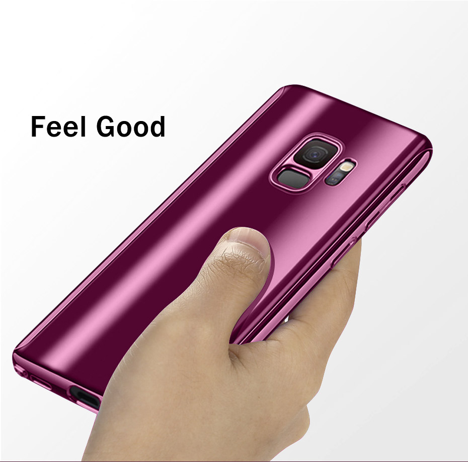 NKOBEE 3 in1 Coque For Samsung Galaxy S9 S8 Plus S7 Edge Note8 Cover Screen Flim For Samsung Galaxy S9 Luxury Case 360 Full Body (4)