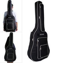 41 Inch Fully Padded Waterproof Guitar Cover Case Soft Music Acoustic Classical Bag