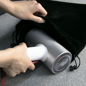 Image 5 - Soocas secador de pelo de anión H3S, cuerpo de aleación de aluminio Original, boquilla anticalor de doble capa de 1800W, diseño innovador de desviación para youpin