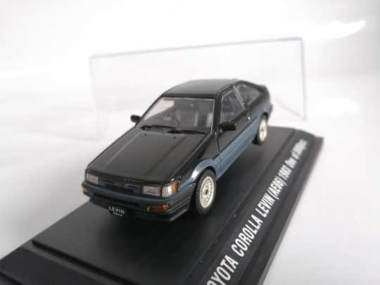EBB RO 1:43 Toyota Corolla LEVIN AE86 1983 alloy model Car Diecast Metal Toys Birthday Gift For Kids Boy other
