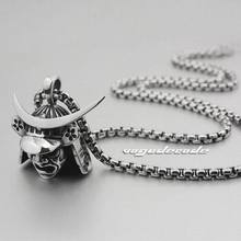 Ожерелье мужское из нержавеющей стали 316L в стиле панк, 24 дюйма