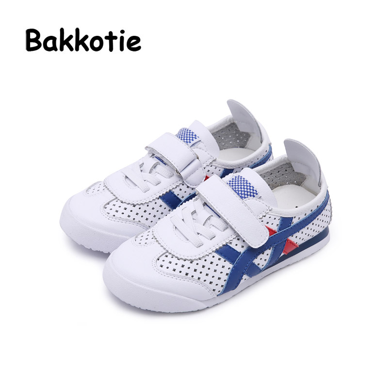 Bakkotie 2018 New Spring Baby Boy New Fashion Brand Child Shoe Girl Casual Breathable Sneaker Mesh Kid Genuine leather Toddler bakkotie 2017 new fashion spring autumn baby boy casual sport shoe brand leisure trainer breathable sneaker girl first walkers