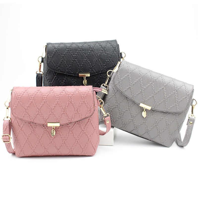 Novo pequeno bolsas de couro das mulheres ombro mini bolsa crossbody saco sac a principal femme senhoras mensageiro saco alça longa embreagem feminina
