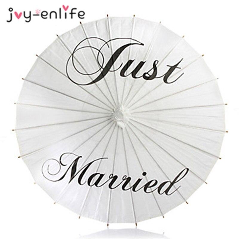 clientes primero mejores ofertas en primer nivel Comprar JOY ENLIFE 3 Estilos Casado Mr Mrs Sombrillas De ...