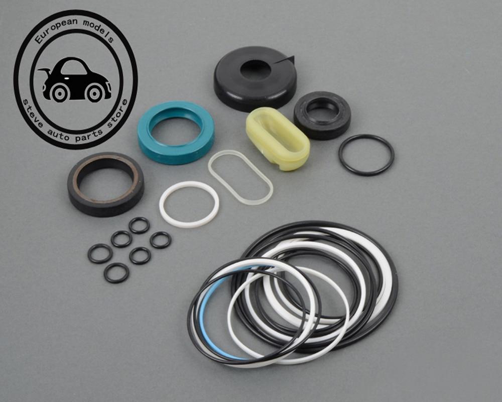 Steering Versnellingsbak Rebuild Kit Steering Reparatie Kit Pakking Kit Olie Afdichting Voor Mercedes Benz W163 ML230 ML270 ML400 ML430 ML500 ML55