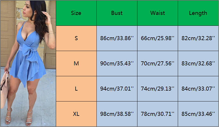 HTB1nAHVXiMnBKNjSZFzq6A qVXad 2019 Newest Summer Sexy Women Sleeveless V Neck Bow tie Party Dress Evening Casual Mini Dress Blue Vestidos Female Clothing