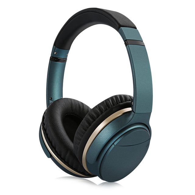 ZAPET Rotatable Bluetooth Headphones Subwoofer Bluetooth Headset Wireless Sports Headphone with Soft Cotton Earmuffs