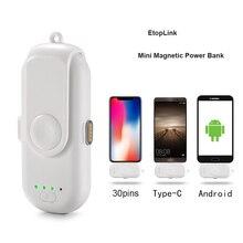Mini Magnetic Power Bank