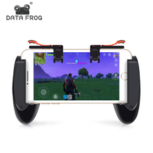 Mobile Phone Game Controller For PUBG Mobile Trigger Aim Button L1R1 S