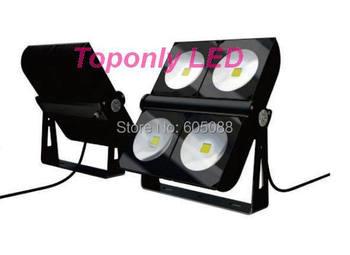 400 w Bridgelux COB levou luz de inundação ao ar livre IP65 Industrial lâmpada de projeção AC100-277V