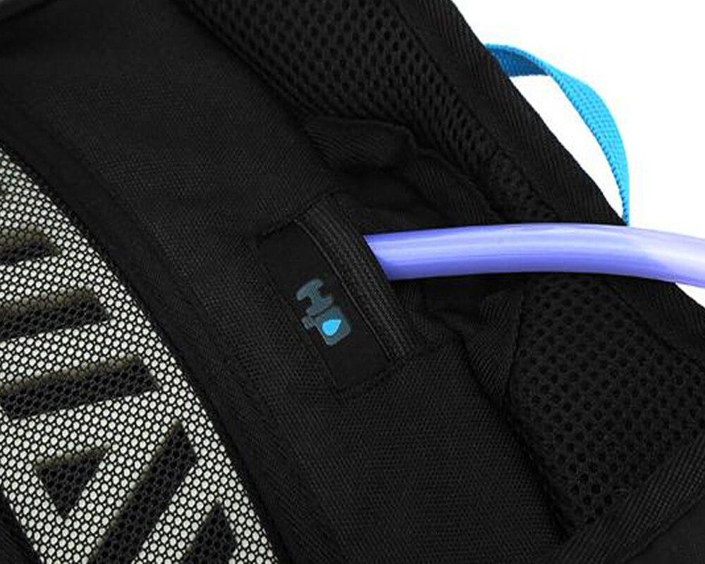 gray Marke Fahrrad red Wasserdichte Reflektor blue Wasser Tasche green Warnung Rucksack Flasche Black RvqvwxB1