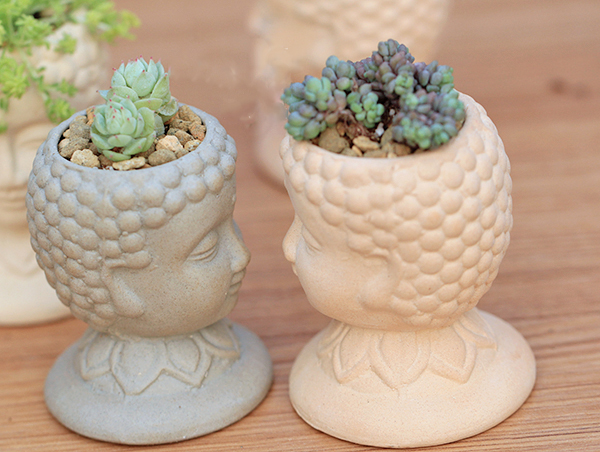 PRZY Silica gel silicone mold 3d vase molds cement planter mould - Kitchen, Dining and Bar - Photo 3
