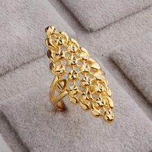 11 Styles Newest Arabic Wedding Rings For Women Gold Ring Men 24