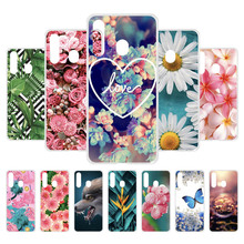 3D DIY For Samsung M40 Case Silicone TPU Soft Back Cover for Galaxy SM-M405F/DS SM-M405FN SM-M405G 6.3 Bumper Bags