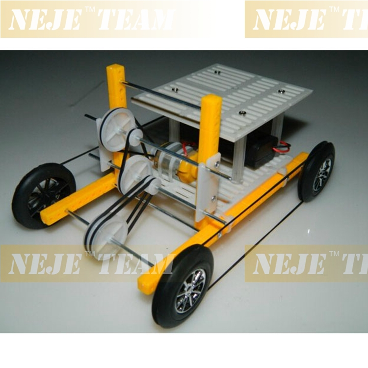 Diy intelligence pulley slow down drive electric motor for Diy electric motor repair