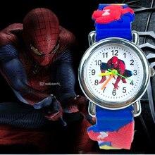 Spiderman Watch For Girl Boy Birthday Gift Boys