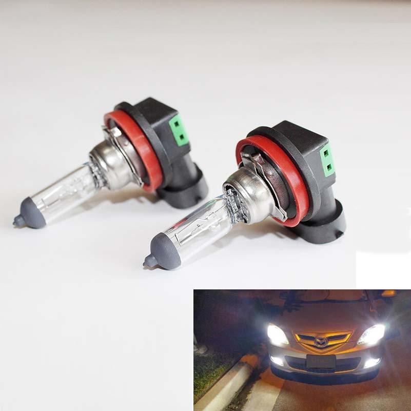 Bmw Xenon Bulbs: 55W H11 Halogen Bulb 6000K White Light Bulb Car Xenon