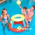 Verão esportes infláveis brinquedos de crianças brinquedo de futebol basquete vôlei de praia bomba de jogos