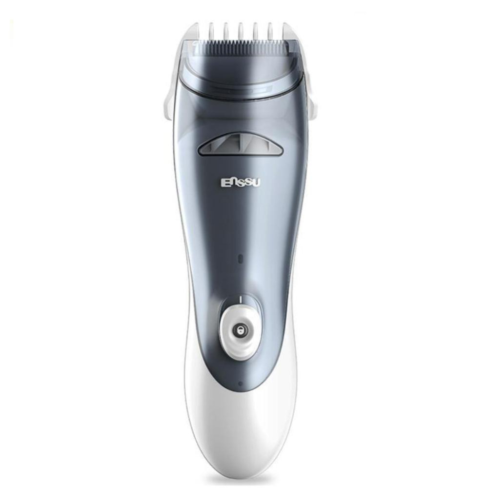 Enssu Hair Trimmer 5V 5W Waterproof ABS Professional Electric Clipper Rechargeable Ultra-quietHair Cutting Machine Beard