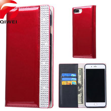 Для Samsung Galaxy S7 край кожаный чехол флип чехол для Samsung S7 край полный защитный телефон Сумки Чехол Fundas Coque САППУ