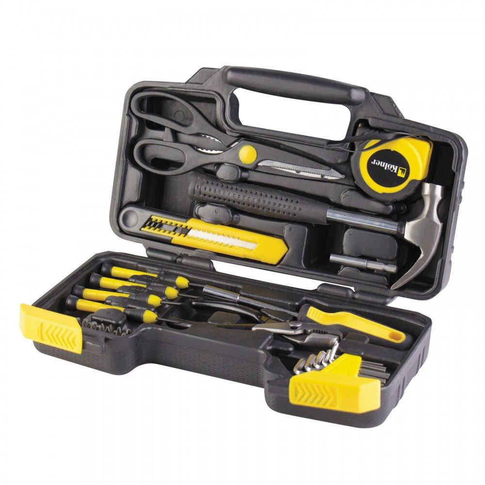Set of hand tools Kolner KTS 39 set of hand tools kolner kts 39