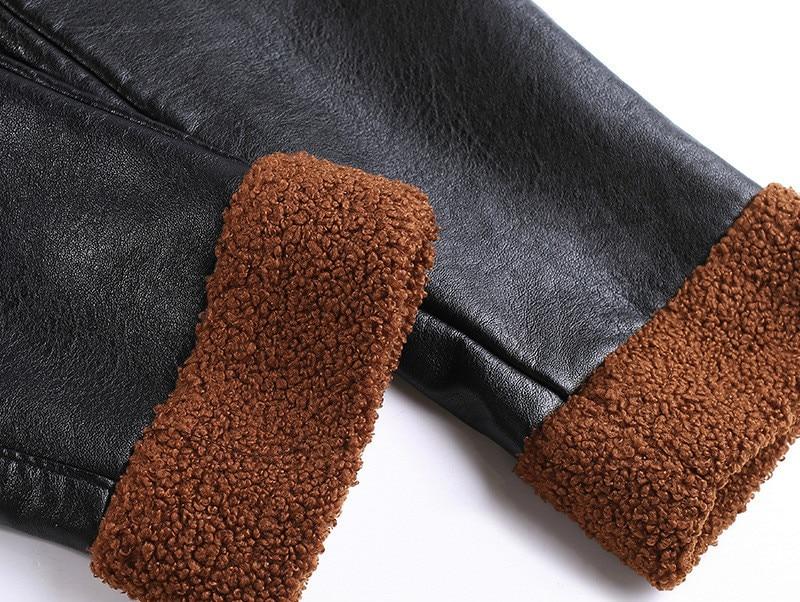 Pu Tamaño El Pantalones Cuero Streetwear Exterior La Más Las Chándal Desgaste Nuevos Harén Harajuku De Black Pana Invierno 2019 Mujeres ZB7PqZw