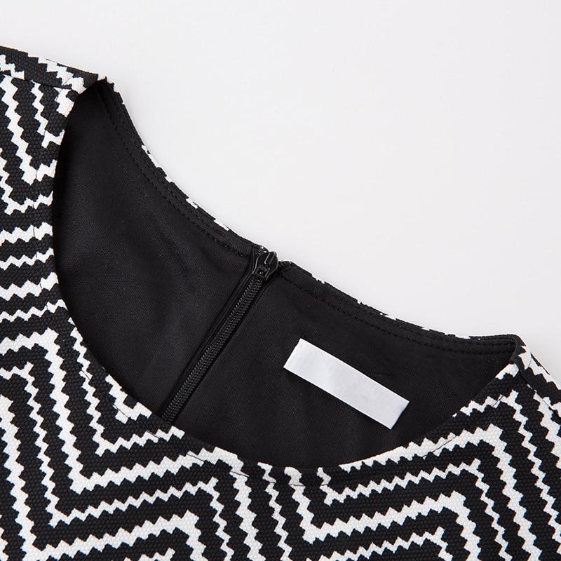 00e9430bc843 MUSENDA Plus Size Women Elegante W Strisce Tunica Drappeggiato Abito Corto  2017 Invernale Femminile Del Partito Vestido Abbigliamento Robes in MUSENDA  Plus ...