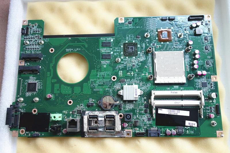 DA0NZ2MB6F0 подходит для hp TouchSmart 310 системная материнская плата с видео ЧИПАМИ на борту 618640-002 618639-001