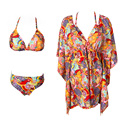 Maternity Swimwear Large Size Of The Sub Body Of The Suit Beach Show Thin Fashion Pregnant Woman Swimsuit Bikini Three Sets