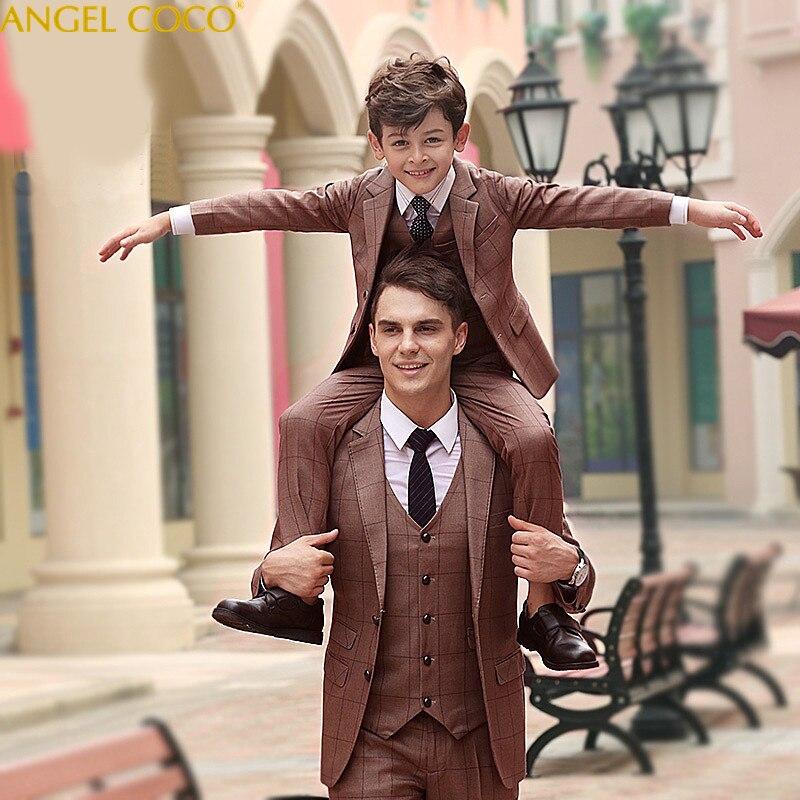 Blazer Boys Suits Weddings Men SuitsVestiti Bambina Cerimonia Garcon Costume Homme Jaque ...