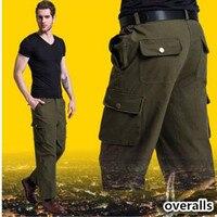 2 Color Size 30 44 Cotton Mens Pants Classic Joggers Men Casual Pants Men S Clothing