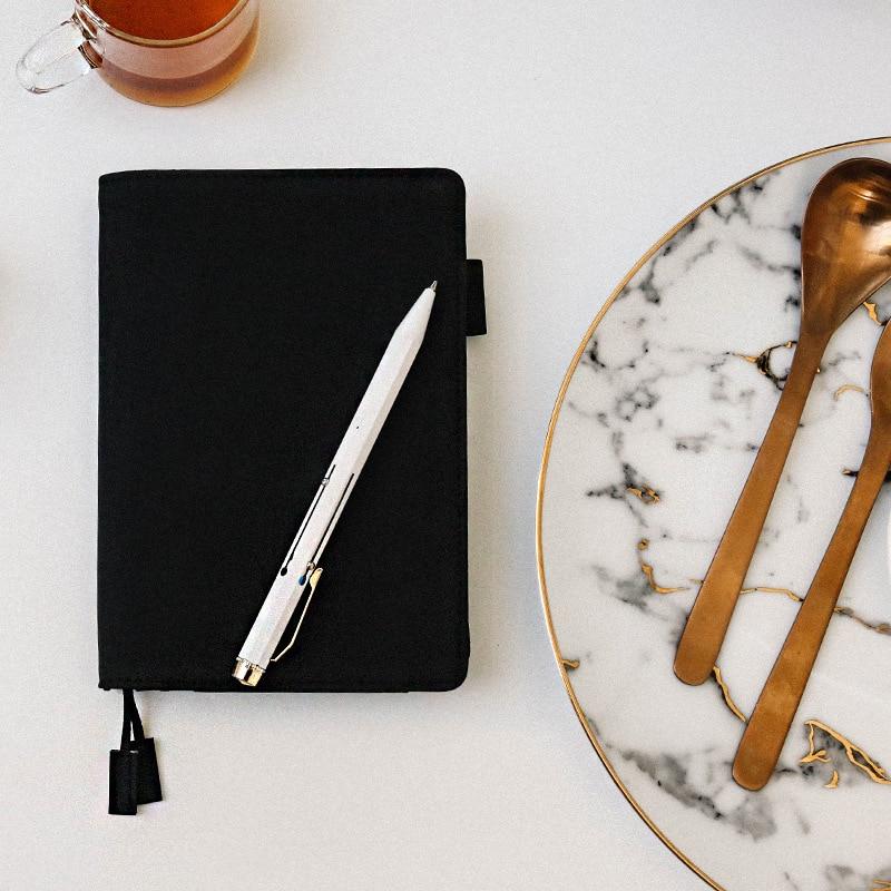 2018 Nieuwe versie Pure kleur Hobonichi Fashion Journal A5 A6 - Notitieblokken en schrijfblokken bedrukken